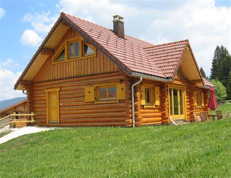 maison en rondins maison bois chalet bois maison en