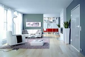 Grau Blau Farbe : raumgestaltung farben beispiele ~ Markanthonyermac.com Haus und Dekorationen