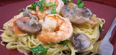 recettes de p 226 tes aux crevettes recettes allrecipes qu 233 bec