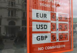 don t get ripped by currency exchanges compare all charges and pricing
