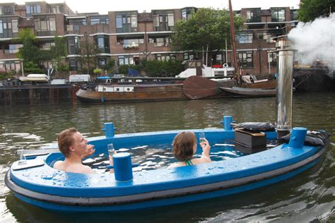 Hot Tub Boat by Hottug Hot Tub Boat The Green Head