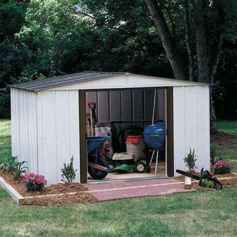arrow gable steel lawn building easy storage solutions