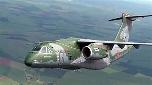 Brazilian Air Force Embraer KC-390 Airlifter Achieves ...