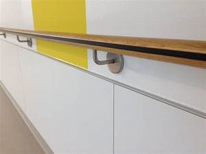 Handlauf In Wand : system duplex wandverkleidungen handlauf und wandschutzsysteme brandschutzsystem duplex ~ Markanthonyermac.com Haus und Dekorationen