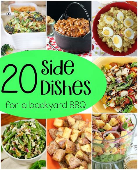 Side Dishes For A Bbq  Potato Salad, Pasta Salad And Pasta