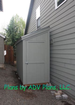 4 x 8 slant roof shed plans how to build a shed door from