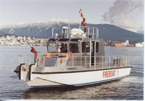 Vancouver Fire Boat 3 by Fire Engines Photos Vancouver Fireboat 1