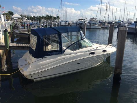 Sea Ray Boats For Sale Fort Lauderdale by Sea Ray 240 Sundancer Boats For Sale In Fort Lauderdale