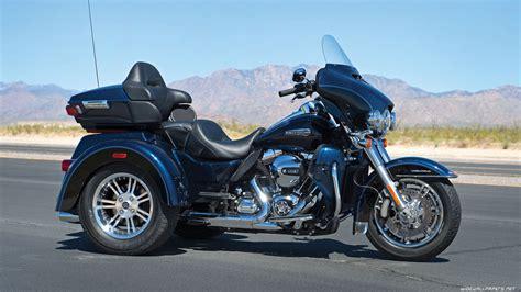 Harley-davidson Trike Motorcycle Desktop Wallpapers 4k