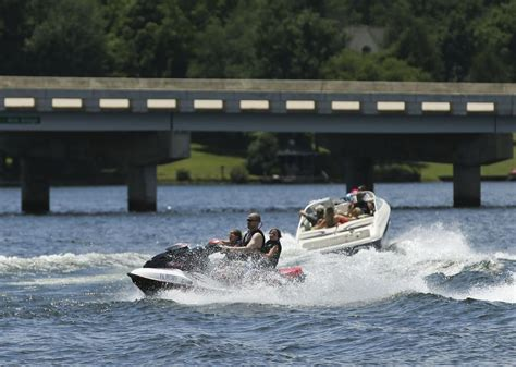 Wake Boat Crash by Some Lake Anna Residents Seek More Law Enforcement In Wake