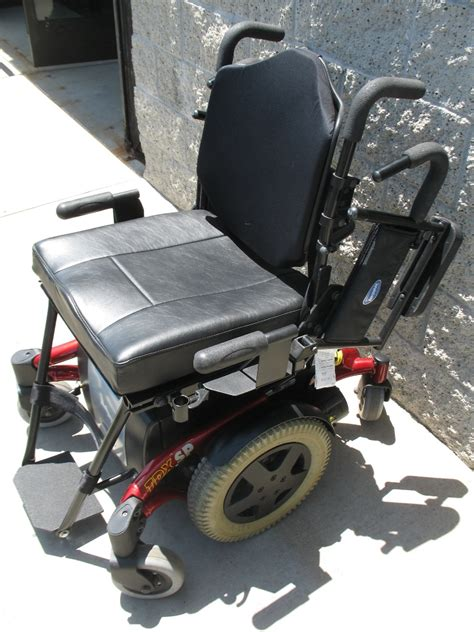 Pronto M6 Power Chair by Pronto M6 Wheelchair