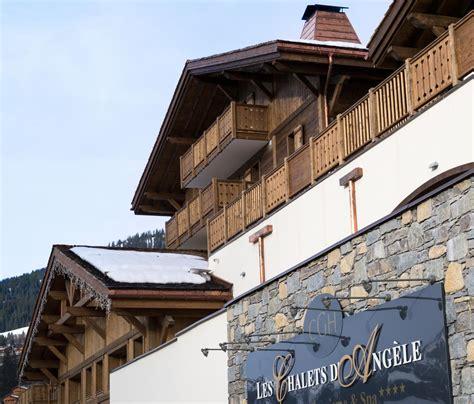 ski rental holidays chatel residence les chalets d angele