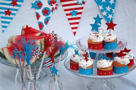 Home Decor For 4th Of July : 40 Irresistible 4th Of July Home Decorations
