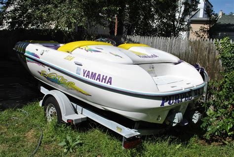 Yamaha Jet Boat Oil Capacity by Yamaha Exciter Ext1100v Boat For Sale From Usa