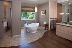 Bad Fliesen Gestaltung : badezimmer ohne fliesen mal anders gestalten 26 ideen ~ Markanthonyermac.com Haus und Dekorationen