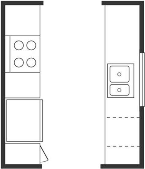 used kitchen cabinets kitchen floor plan basics
