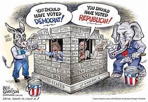 The horrifying world of Ben Garrison, Trump's cartoon ...