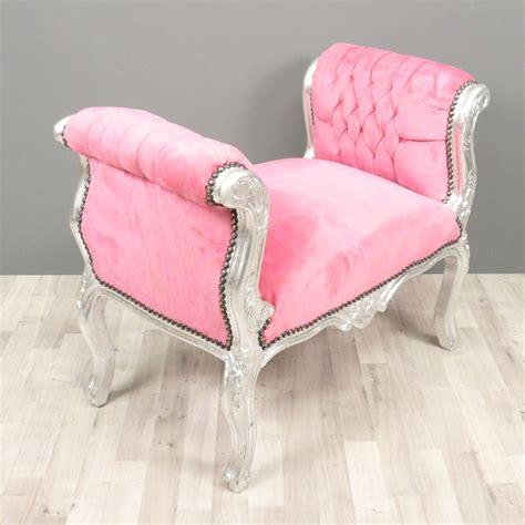 banquette baroque meuble baroque pas cher