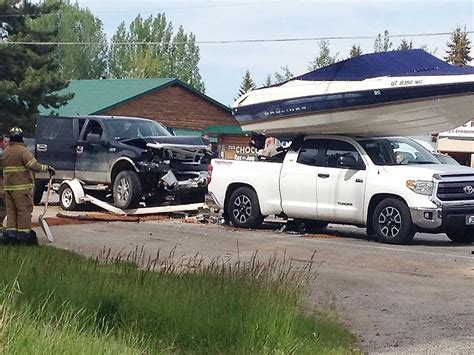 Ski Boat Accident by Woman Injured In Freak Car Boat Accident In Garden City