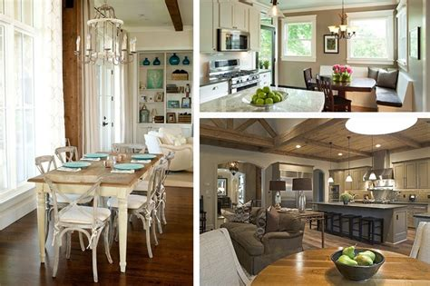 Kitchen Dining Spaces, Redefined For Today's Lifestyles