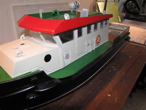 Modelmast Opduwer by Rc Modellbau Schiffe Forum Lotsenboote Tonnenleger
