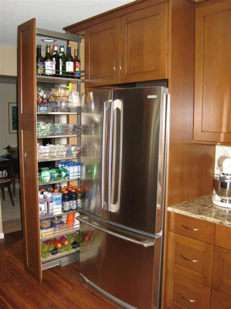 Kitchen Cabinets Organizers Pantry by Eight Great Ideas For A Small Kitchen Pantry Kitchens