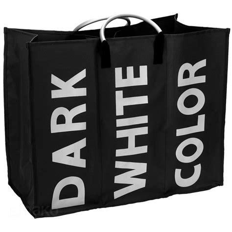 panier 224 linge compartiment 233 noir blanc noir