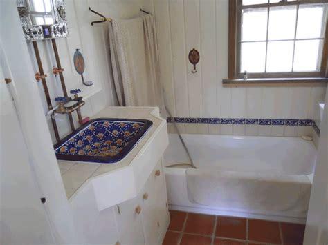 The Uniqueness Of Mexican Bathroom Design  Home Decor