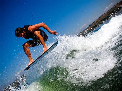 Good Wakesurfing Boats by Wakesurfing Safety Tips For The Beginner Auger Site