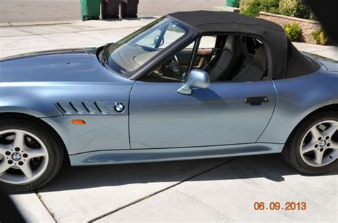 Purchase Used 1997 Bmw Roadster Z3, 2.8 L Engine