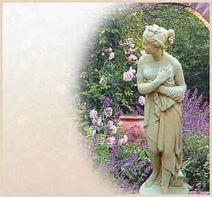 Basteltipps Für Den Garten : steinfigur f r den garten im shop online kaufen ~ Markanthonyermac.com Haus und Dekorationen