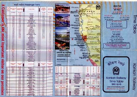 8 Best Konkan Railway & Time Table Images On Pinterest Stata Sts Graph Line Pattern Multiple Variables In Seaborn Make A Spss With Two Y Axes Sum By Category