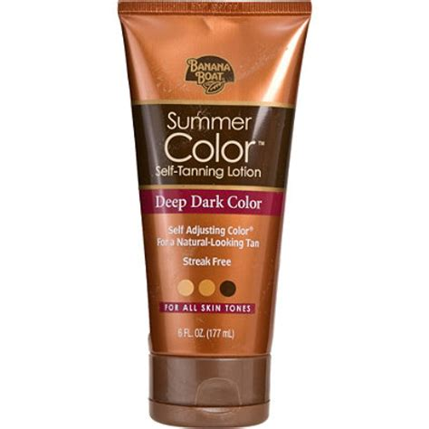 Can You Use Banana Boat Self Tanner On Face by Ablondemoment Tanning Tips