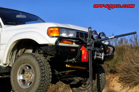 Slee Shortbus by Slee Off Road Land Cruiser Bumper Review Off Road
