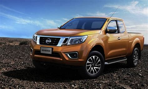 2019 Nissan Frontier Release Date And Price Trucks