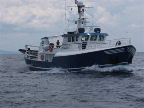 Motorboot Zeewaardig by De Valk Central Agent Voor Uiterst Zeewaardige Pieter