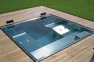 Edelstahl Pool Kaufen : exklusive whirlpools aus edelstahl f r terrasse und wellnessraum schwimmb der pinterest ~ Markanthonyermac.com Haus und Dekorationen