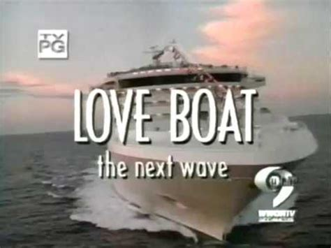 Love Boat The Next Wave Dvd by Love Boat The Next Wave Season 2 Opening Credits Youtube