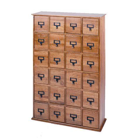 leslie dame library style multimedia storage cabinet oak cd 456oak