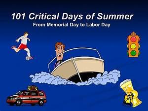 101 Days of Summer Safety Brief