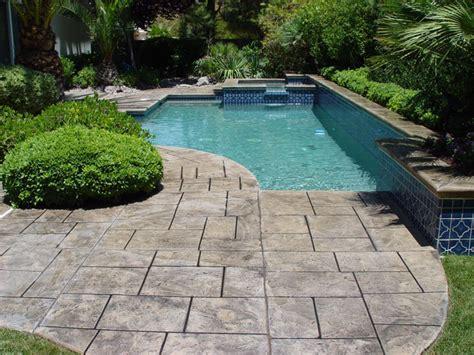 sundek of concrete pool deck resurfacing