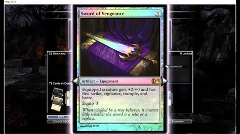 Mtg Exalted Deck Tech by Mtg Exalted Darkness Deck Review