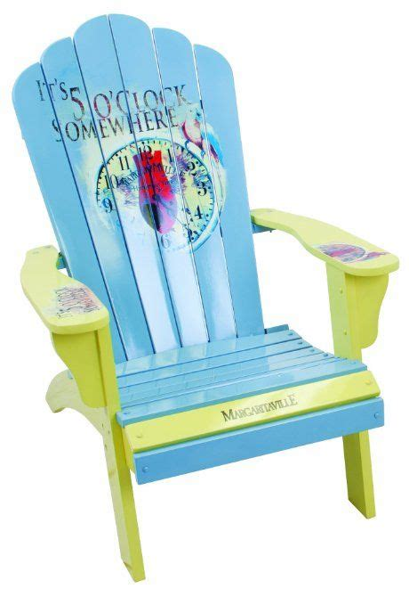 Margaritaville Adirondack Chair Parrot by Margaritaville Painted 5 O Clock Somewhere