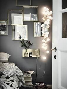 Wand Mit Fotos Dekorieren : 1001 ideen in der farbe perlgrau zum inspirieren ~ Markanthonyermac.com Haus und Dekorationen