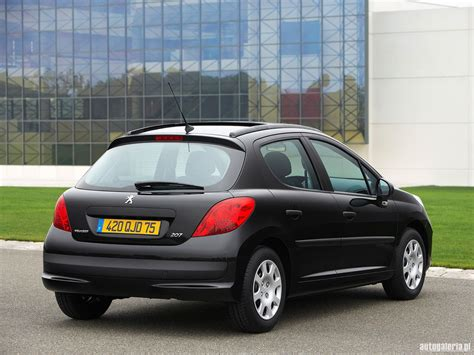 Peugeot 207 2002 Review, Amazing Pictures And Images
