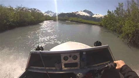 Mini Jet Boat Videos by Alaska Mini Jet Boating Placer Youtube