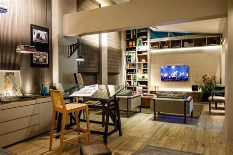 Decorando O Home Office : Decoração Do Home Office Na Sala De Tv