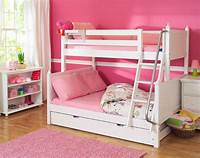 girls bunk beds Toddler Twin Beds for Kids' Room | HomesFeed