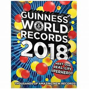 The Guinness World Records Store - Guinness World Records 2018