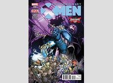 Extraordinary XMen #10 Omega World Part 3 Issue